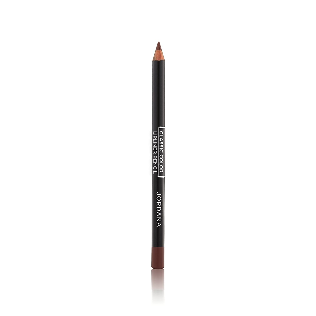 Jordana Longwear Lipliner Pencil 15 Hot Cocoa by Jordana Cosmetics
