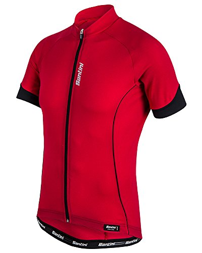 Amazon.com   Santini Men s Ora Short Sleeve Jersey   Clothing ef56ef402