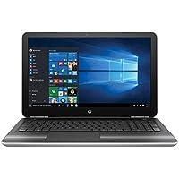 2017 Newest HP Pavilion 15.6-inch Full HD 1080P Premium Laptop PC, Intel Dual Core i5 Processor, 8GB RAM, 1TB Hard Drive, Windows 10, DVD-Writer, Backlit keyboard, USB 3.0, Bluetooth, Silver Notebook