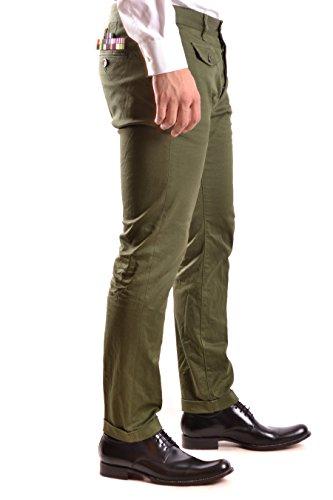 Dsquared2 Pantaloni Uomo S74KA0924S39021703 Cotone Verde