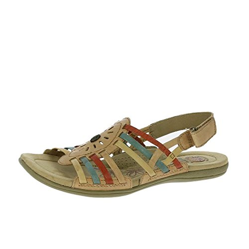 Earth Spirit Corona Sandalen Sand Multi
