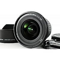 Olympus E 9-18mm f/4.0-5.6 Zuiko Lens for Olympus Digital SLR Cameras - International Version (No Warranty)