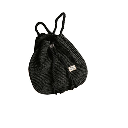 Purpose Drawstring Crochet Shoulder Backpack product image