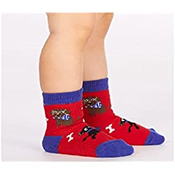 Sock It to Me, Kid's Best Friend, Toddler Crew Socks, Puppy Socks