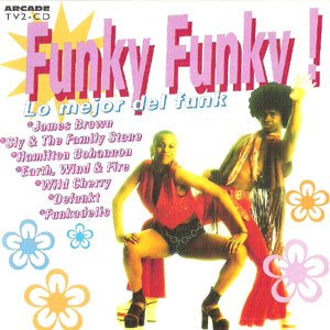 Funk hits cd compilation 24 tracks various artists for Best funky house tracks ever