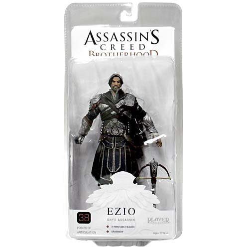 Buy ezio figure brotherhood