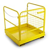 36 x 36 in Pallet Work Platform Standard Forklift
