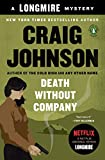 img - for Death Without Company: A Longmire Mystery book / textbook / text book