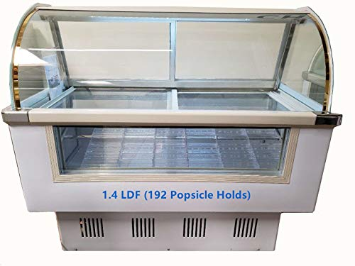 Popsicle Freezer Display – 1.4LDF