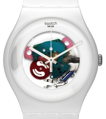 Swatch White Lacquered Ladies