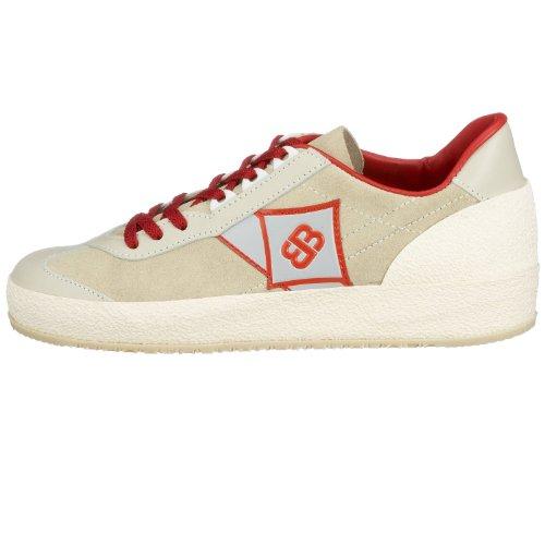 Brütting Roadrunner Scarpa Da Corsa Scarpa Sportiva Per Il Tempo Libero Sneaker Beige Gr 46 2/3