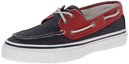 Sperry Top Sider Bahama 2 Eye Herren Bootsschuhe Navy