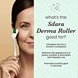 Sdara Skincare Derma Roller - 0.25mm Microneedle