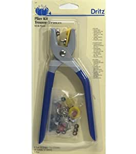 Dritz(R) Gripper Plier Kit For Assorted Snaps