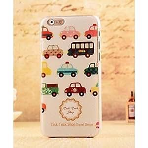 Cubierta Posterior iPhone 6 Plástico )