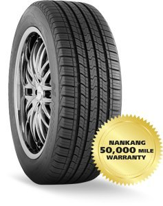 Nankang SP-9 All-Season Radial Tire - 235/65R17 108V