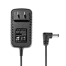Neewer® 9V Power Adapter with Tip Negative Design and 300mA Max Current, Works with Effects Pedals/Units, Tuners, Amplifiers, Compressors or Other Devices Require Tip Negative 9V