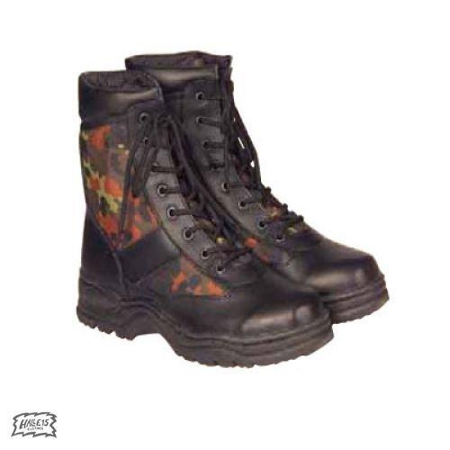 Couleurs Outdoor 37 Diverses De Mcallister Securitystiefel Chaussures Travail 47 Bw Camouflage Combat Bottes 4zWqZwR