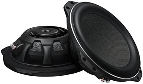 Kenwood XRW10F Slim 10-Inch Woofer, Set of 1