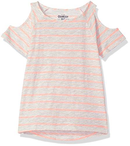 Osh Kosh Girls' Toddler Fashion Tops, Coral