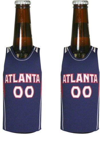 - Kolder NBA Atlanta Hawks Bottle Jersey, One Size, Multicolor