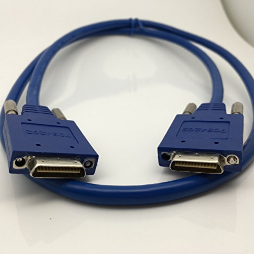 Cisco Smart Serial Crossover Cable 3 CAB-SS-2626X-3FT New Cable DTE to DCE ()