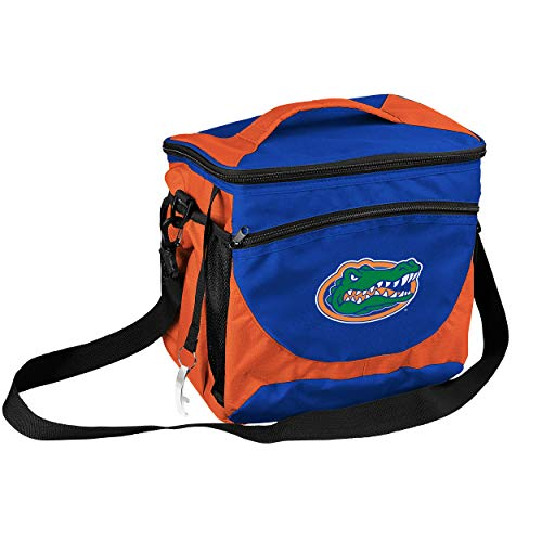- NCAA Florida Gators 24-Can Cooler with Bottle Opener and Front Dry Storage Pocket