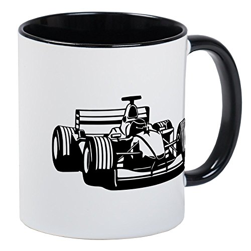(CafePress Race Car Mug Unique Coffee Mug, Coffee Cup)