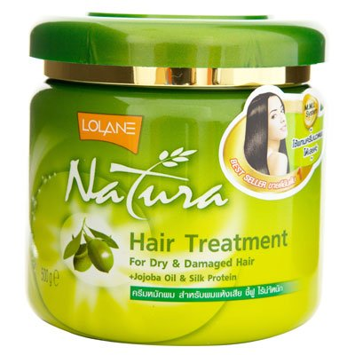 Lolane Treatment Natura Hair Damage Hair 500ml. by Longoun