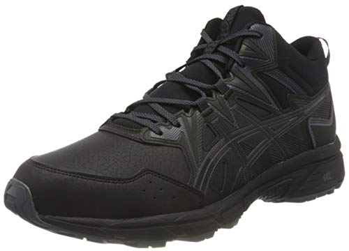 ASICS Men's GEL-VENTURE 8 MT SL Running Shoe, Black, 7 UK