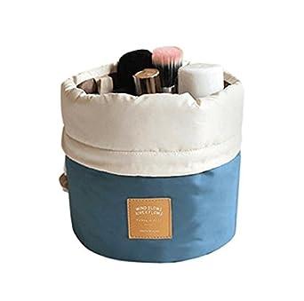 Aulei Runden Kulturbeutel Kordelzug Waschbeutel Make up kosmetische Reisetaschen Wash Bag YSB000044_P