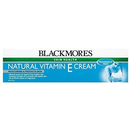 Blackmores Natural Vitamin E Cream 50g