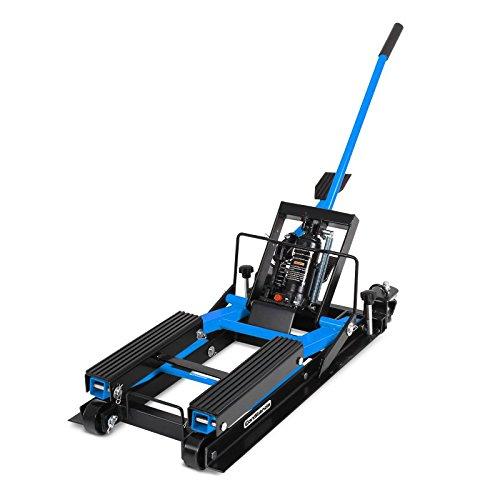 Jack Scissor Hydraulic Lift ConStands L black-blue