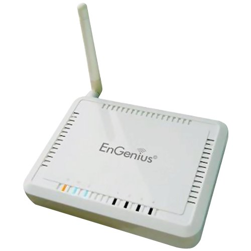 Engenius High-Power Soho Router With Detachable Antenna (ESR-1221EXT) by EnGenius (Image #1)