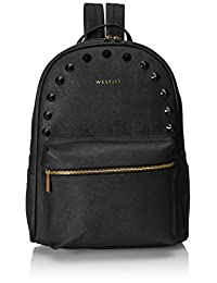 Westies HBCOLCHESTER13WE BLACK Mochila, color negro