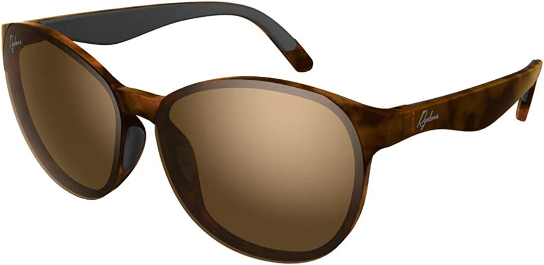 Ryders Eyewear Sports Round Polarized Sunglasses 100% UV Protection, Impact Resistant Sunglasses for Women - Serra