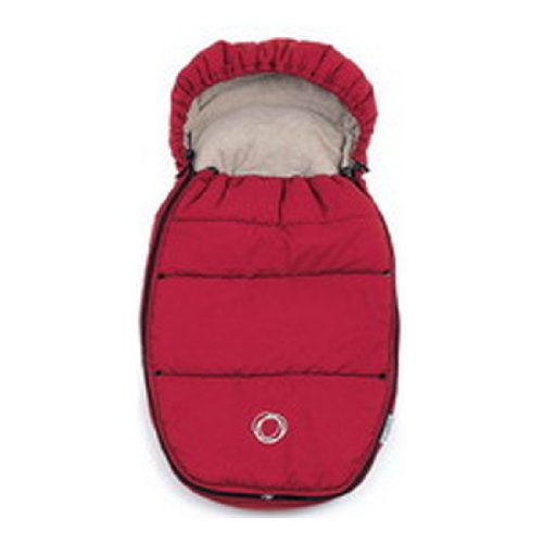 (Bugaboo Frog Footmuff Color: Red)