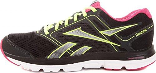 Reebok V60630 - Reebok dual turno lier- zapatillas hombre negro