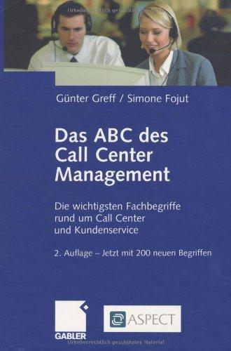 Das ABC des Call Center Management. Die wichtigsten Fachbegriffe rund um Call Center und Kundenservice