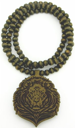 Good Wood Necklaces - 4
