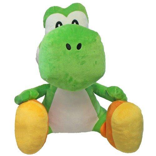 Little Buddy USA Super Mario Series - 24'' Giant Green Yoshi Stuffed Plush by Little Buddy