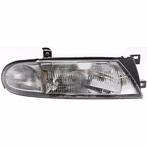 For 1993-1997 NISSAN ALTIMA Passenger Side OEM Replacement HeadLight HEAD LAMP NI2503114 (XE,GXE MODEL)