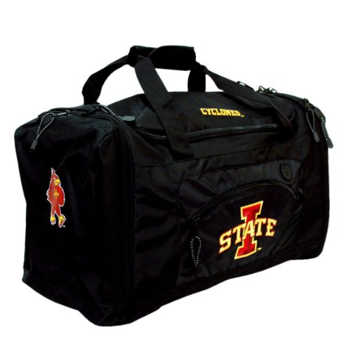 (The Northwest Company Officially Licensed NCAA Iowa State Cyclones Roadblock Duffel )