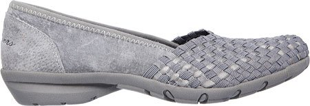 Skechers Womens Relaxed Fit Puzzelen In De Looplap Grijs