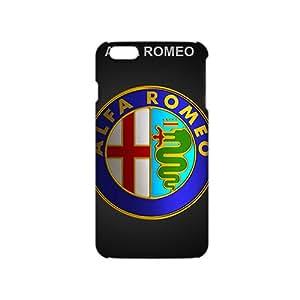 alfa romeo sign 3D Phone Case for iphone 6 plus