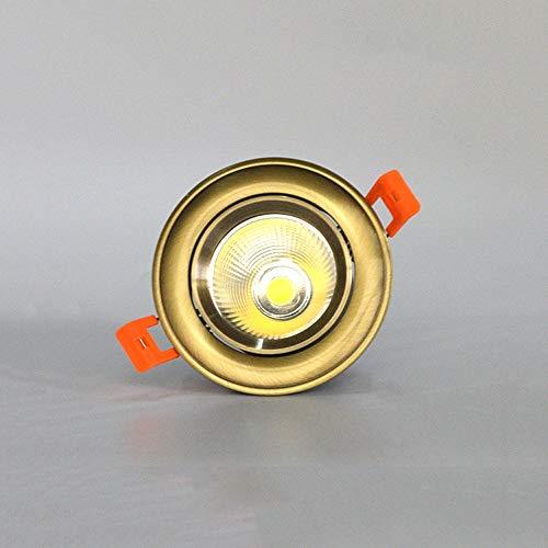 Gu10 Led Spot Light Fitting in US - 4
