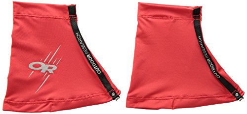 Outdoor Research Surge Running Gaiters, Hot Sauce, Large/X-Large