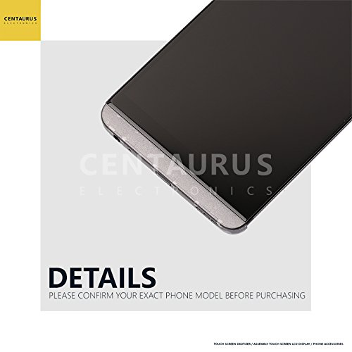 For LG LS997 V20 US996 VS995 H990ds H990 V20 H990TR H910 H915 F800L Gray Frame LCD Replacement Display Touch Screen Digitizer by CE CENTAURUS ELECTRONICS (Image #4)