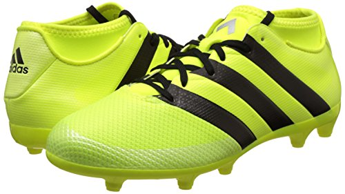 3 core Chaussures Black Adidas Metallic silver Fg Ace ag De Foot Homme 16 solar Jaune Primemesh Yellow OxqwEq6SY