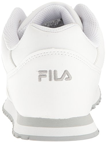 Fila Womens Cress Walking Scarpa Bianca / Highrise